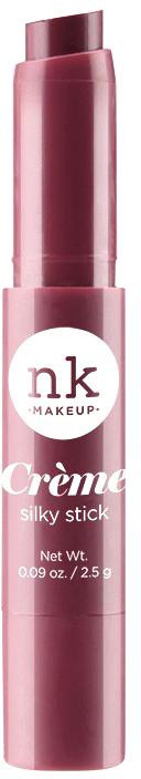 Nicka K NY Silky Cream Stick губная помада, 2,5 г, оттенок NKF60 AU CHICO017344Помада с ультра-гладкой формулой. Шелковая текстура имеет как кремовый, так и матовый эффект для шикарного образа.Предлагается в нескольких оттенках, чтобы ваши губы были мягкими и шелковистыми.Какая губная помада лучше. Статья OZON Гид