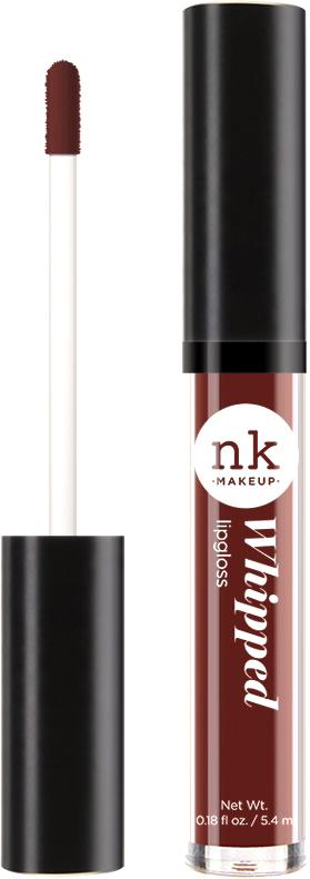 Nicka K NY Whipped Lip Gloss блеск для губ, 5,4 г, оттенок VIVID BURGUNDY017381Глянцевый блеск для губ с ультра-кремовой, маслянисто-гладкой текстурой. Сочные, насыщенные цвета придадут объем.