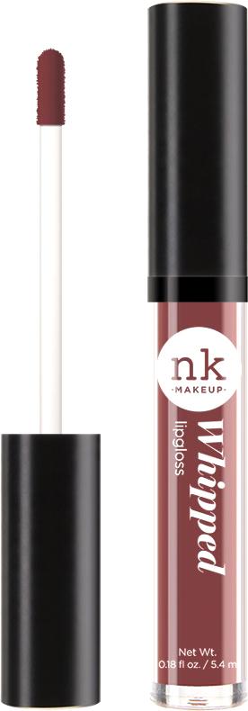 Nicka K NY Whipped Lip Gloss блеск для губ, 5,4 г, оттенок CORDOVAN017381Глянцевый блеск для губ с ультра-кремовой, маслянисто-гладкой текстурой. Сочные, насыщенные цвета придадут объем.
