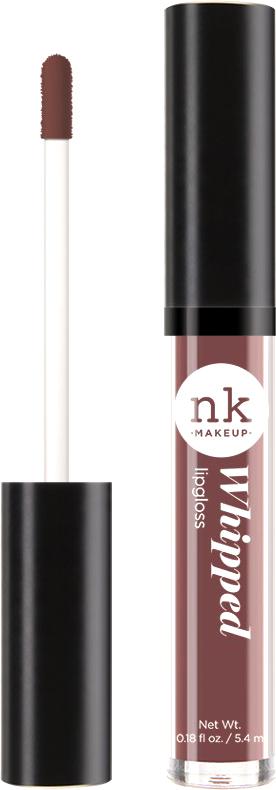 Nicka K NY Whipped Lip Gloss блеск для губ, 5,4 г, оттенок REDWOOD017381Глянцевый блеск для губ с ультра-кремовой, маслянисто-гладкой текстурой. Сочные, насыщенные цвета придадут объем.