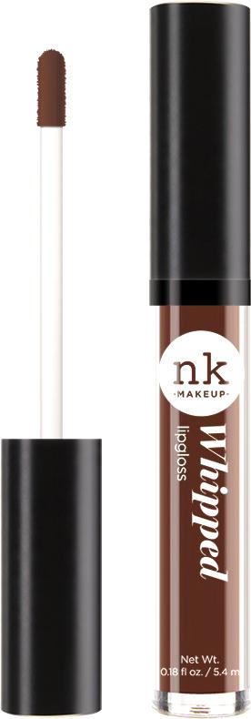Nicka K NY Whipped Lip Gloss блеск для губ, 5,4 г, оттенок SEPIA nicka k ny color lip shine блеск для губ 2 8 мл оттенок a66 dawn