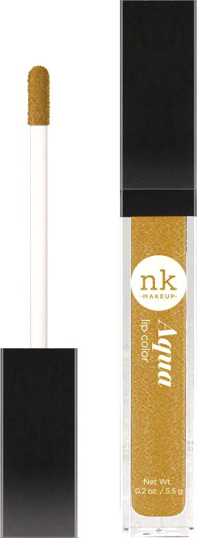 Nicka K NY Creme Lipstick помада губная увлажнение, 5,5 г, оттенок GOLD017382Данная жидкая помада с гаммой ярких цветов специально разработана для поддержания долговременного ультра-увлажненного эффекта.Какая губная помада лучше. Статья OZON Гид