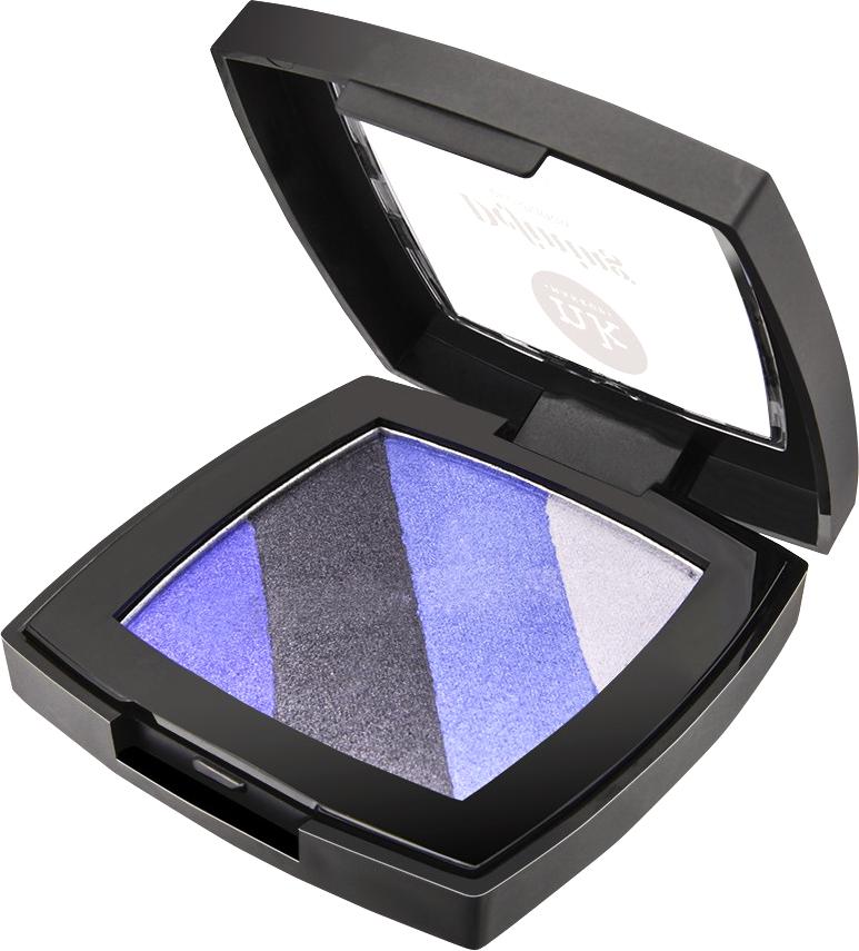 Nicka K NY Defining Eyeshadow тени для глаз, 10 г, оттенок NKD01 BON VOYAGE017375Сочетающиеся между собой оттенки для яркого и креативного макияжа. При комбинировании оттенков Вы сможете добиться эффекта Омбре. Удобство нанесения и растушевки. Длительная стойкость .