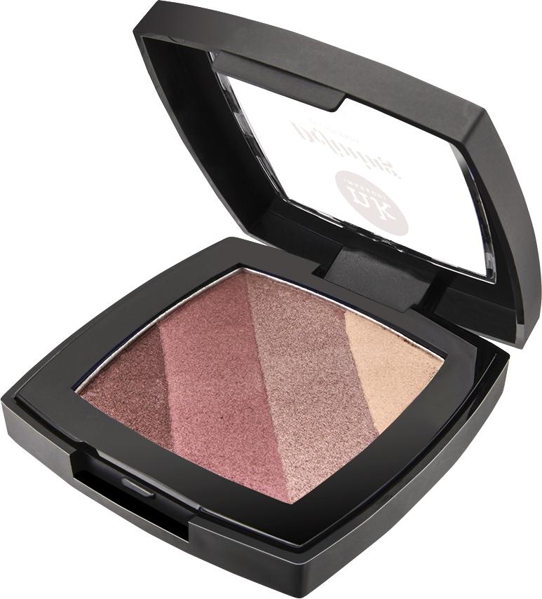 Nicka K NY Defining Eyeshadow тени для глаз, 10 г, оттенок NKD02 COSMOPOLITAN017375Сочетающиеся между собой оттенки для яркого и креативного макияжа. При комбинировании оттенков Вы сможете добиться эффекта Омбре. Удобство нанесения и растушевки. Длительная стойкость .