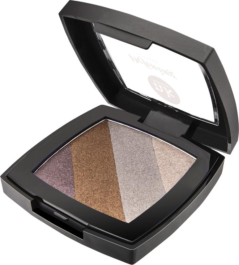Nicka K NY Defining Eyeshadow тени для глаз, 10 г, оттенок NKD03 SUGAR & SPICE017375Сочетающиеся между собой оттенки для яркого и креативного макияжа. При комбинировании оттенков Вы сможете добиться эффекта Омбре. Удобство нанесения и растушевки. Длительная стойкость .