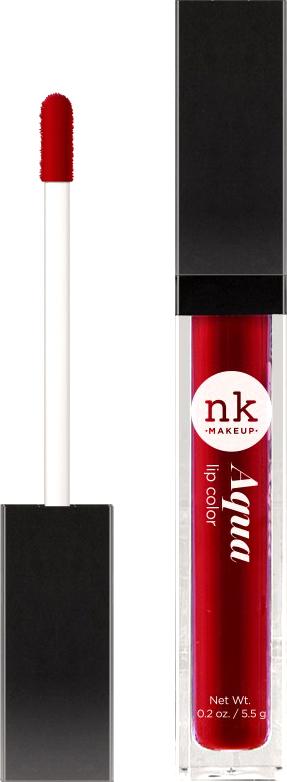 Nicka K NY Creme Lipstick помада губная увлажнение, 5,5 г, оттенок ALIZARIN CRIMSON017108Данная жидкая помада с гаммой ярких цветов специально разработана для поддержания долговременного ультра-увлажненного эффекта.Какая губная помада лучше. Статья OZON Гид