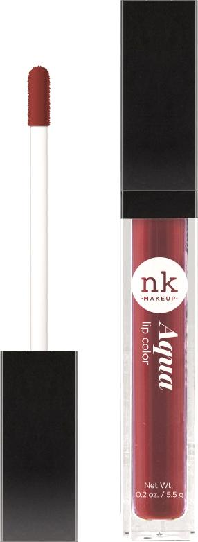Nicka K NY Creme Lipstick помада губная увлажнение, 5,5 г, оттенок DARK CORAL017382Данная жидкая помада с гаммой ярких цветов специально разработана для поддержания долговременного ультра-увлажненного эффекта.Какая губная помада лучше. Статья OZON Гид