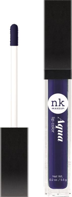 Nicka K NY Creme Lipstick помада губная увлажнение, 5,5 г, оттенок NAVY BLUE017382Данная жидкая помада с гаммой ярких цветов специально разработана для поддержания долговременного ультра-увлажненного эффекта.