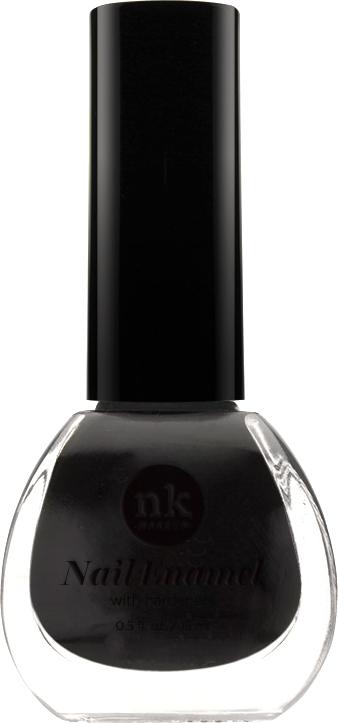 Nicka K NY Nail Enamel лак для ногтей, 13,3 мл, оттенок NOIR