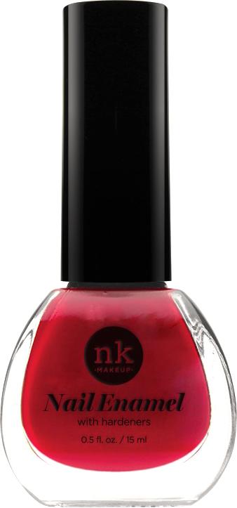 Nicka K NY Nail Enamel лак для ногтей, 13,3 мл, оттенок RED GEM000025Стойкий лак для ногтей Nicka K NY NAIL ENAMEL представлен в палитре роскошных оттенков. Он создаст мгновенный гламур! Кроме того, лак обеспечивает глянцевый блеск на длительное время. Легко наносится.