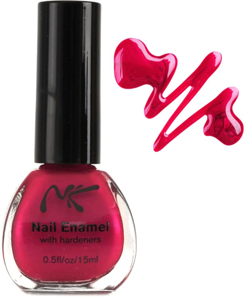 Nicka K NY Nail Enamel лак для ногтей, 13,3 мл, оттенок DEEP ORCHID