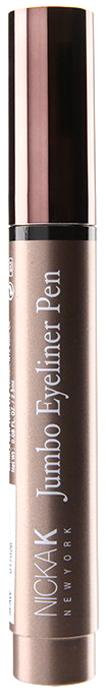Nicka K NY Jumbo eye Liner подводка для глаз, 10 мл, оттенок NY030 nicka k ny bold eye liner подводка для глаз 0 56 г оттенок aa063 brown