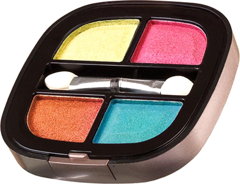 Nicka K NY Quad Eyeshadow тени для глаз, 8 г, оттенок NY078 NAPA017346Тени представлены в девяти цветовых наборах, которые позволят создать идеальный макияж глаз. Он придают взгляду магнетизм, глубину, силу и загадочность.Инновационная технология обеспечивает насыщенность цвета, удобство аппликации, а также необыкновенную стойкость.