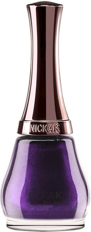 Nicka K NY NY Nail Color лак для ногтей, 15 мл, оттенок VIOLETNY101Новая формула лака Nicka K NY NAIL COLOR обеспечивает стойкое покрытие и создает еще более дерзкий, насыщенный цвет, который не тускнеет. Яркие модные цвета с глянцевым блеском.
