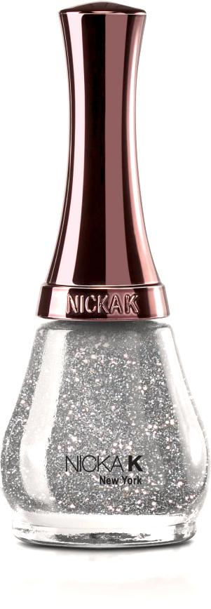 Nicka K NY NY Nail Color лак для ногтей, 15 мл, оттенок GLITTERYNY131Новая формула лака Nicka K NY NAIL COLOR обеспечивает стойкое покрытие и создает еще более дерзкий, насыщенный цвет, который не тускнеет. Яркие модные цвета с глянцевым блеском.Как ухаживать за ногтями: советы эксперта. Статья OZON Гид