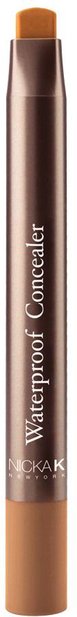 Nicka K NY Concealer тональный крем, 1,6 г, оттенок A32 DEEP CARAMEL017172Водостойкий консилер освежает взгляд и придает лицу отдохнувший вид. Легкая текстура корректора и кисточка-аппликатор гарантируют равномерное нанесение и отсутствие жирного блеска в течение всего дня. Карандаш-корректор идеально маскирует темные круги под глазами и другие несовершенства кожи, наполняя лицо сиянием.