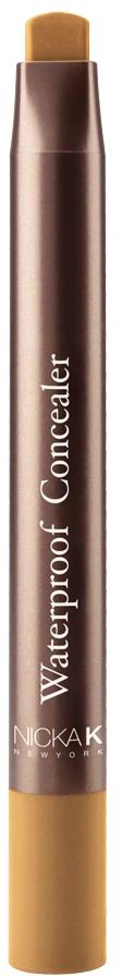 Nicka K NY Concealer тональный крем, 1,6 г, оттенок A33 WARM BEIGE017172Водостойкий консилер освежает взгляд и придает лицу отдохнувший вид. Легкая текстура корректора и кисточка-аппликатор гарантируют равномерное нанесение и отсутствие жирного блеска в течение всего дня. Карандаш-корректор идеально маскирует темные круги под глазами и другие несовершенства кожи, наполняя лицо сиянием.