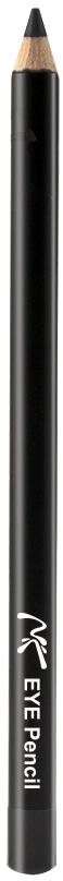Nicka K NY Eye Pencil подводка для глаз, 1 г, оттенок A01MS27Легко наносится, придает губам визуальный объем, предотвращает размазывание помады.