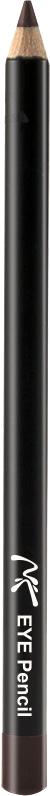 Nicka K NY Eye Pencil подводка для глаз, 1 г, оттенок A03017422Легко наносится, придает губам визуальный объем, предотвращает размазывание помады.