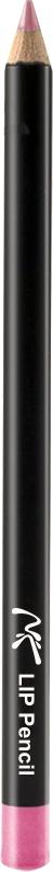 Nicka K NY Lip Pencil Карандаш для Губ, 1 г, оттенок A21017422Легко наносится, придает губам визуальный объем, предотвращает размазывание помады.