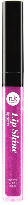 Nicka K NY Color Lip Shine блеск для губ, 2,8 мл, оттенок A576 FUCHSIA017085Получите объем с NK Lipshine, доступный в диапазоне смелых, непрозрачных оттенков, которые идеально подходят для нанесения в один слой или нанесения по вашей любимой помаде для дополнительного сверкания.По-настоящему украшает каждую улыбку при помощи легко адаптирующихся оттенков, которые можно подобрать под любое настроение!