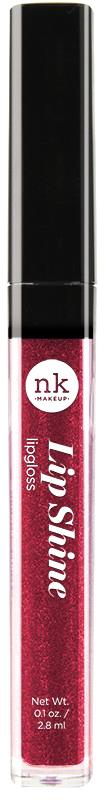 Nicka K NY Color Lip Shine блеск для губ, 2,8 мл, оттенок A61 TOO HOT017271Получите объем с NK Lipshine, доступный в диапазоне смелых, непрозрачных оттенков, которые идеально подходят для нанесения в один слой или нанесения по вашей любимой помаде для дополнительного сверкания.По-настоящему украшает каждую улыбку при помощи легко адаптирующихся оттенков, которые можно подобрать под любое настроение!