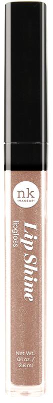 Nicka K NY Color Lip Shine блеск для губ, 2,8 мл, оттенок A66 DAWN nicka k ny fruity lip shine блеск для губ 11 мл оттенок candy