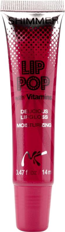 Nicka K NY Color Lip Shine блеск для губ, 14 мл, оттенок GL2-03016651Наслаждайтесь красотой ваших губ с блеском, который обеспечивает великолепное сияние на целый день.
