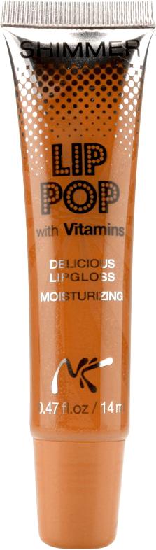 Nicka K NY Color Lip Shine блеск для губ, 14 мл, оттенок GL2-06016651Наслаждайтесь красотой ваших губ с блеском, который обеспечивает великолепное сияние на целый день.
