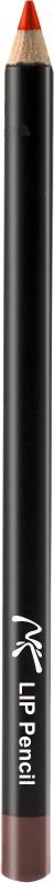 Nicka K NY Lip Pencil Карандаш для Губ, 1 г, оттенок A14017422Легко наносится, придает губам визуальный объем, предотвращает размазывание помады.