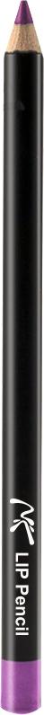 Nicka K NY Lip Pencil Карандаш для Губ, 1 г, оттенок A15017422Легко наносится, придает губам визуальный объем, предотвращает размазывание помады.