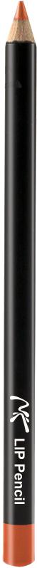 Nicka K NY Lip Pencil Карандаш для Губ, 1 г, оттенок A16017422Легко наносится, придает губам визуальный объем, предотвращает размазывание помады.