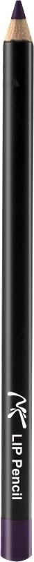 Nicka K NY Lip Pencil Карандаш для Губ, 1 г, оттенок A19017422Легко наносится, придает губам визуальный объем, предотвращает размазывание помады.