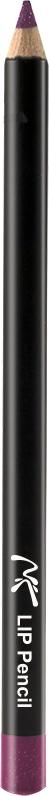 Nicka K NY Lip Pencil Карандаш для Губ, 1 г, оттенок A161017422Легко наносится, придает губам визуальный объем, предотвращает размазывание помады.