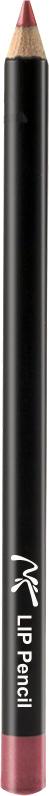 Nicka K NY Lip Pencil Карандаш для Губ, 1 г, оттенок A181017422Легко наносится, придает губам визуальный объем, предотвращает размазывание помады.