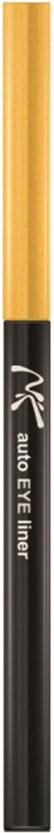 Nicka K NY Auto Eye Liner подводка для глаз, 0,3 г, оттенок AA27017359Cуперустойчивый автоматический карандаш-лайнер для глаз. Легко наносится, придавая глазам выразительность.