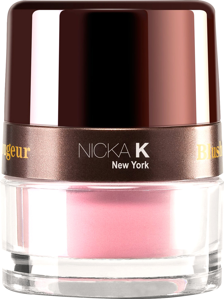 Nicka K NY NY Blush румяна, 5 г, оттенок Nicka K NY NY Blush румяна, 5 г румяна kiss new york professional this moment blush 02 цвет 02 before sunset variant hex name e78374