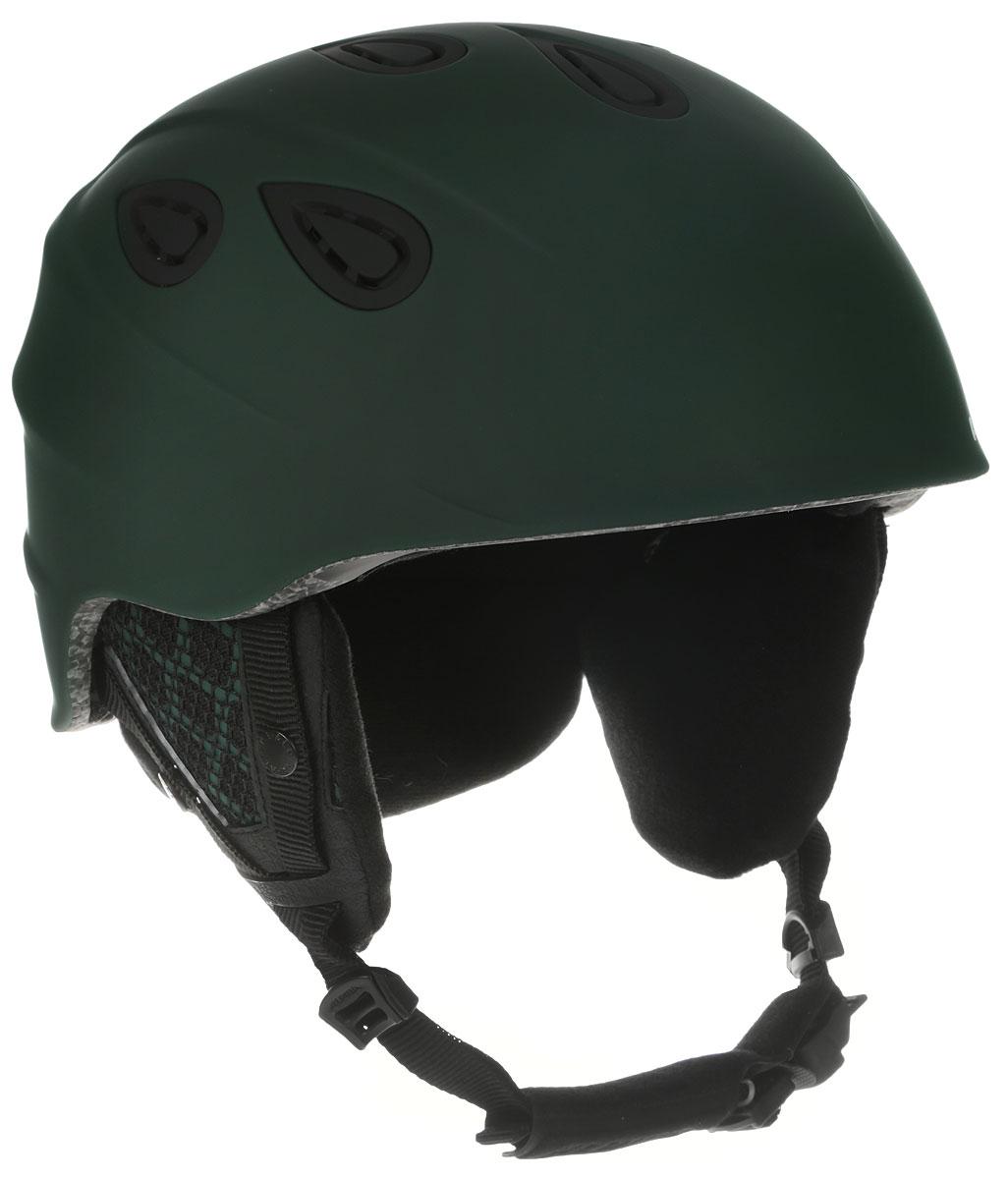Шлем горнолыжный Alpina Grap 2.0 LE, цвет: салатовый. A9094_73. Размер 57-61A9094_73Шлем горнолыжный Alpina Grap 2.0 LE - одна из самых популярных моделей в каталоге горнолыжных шлемов Alpina. Надежный, многоцелевой шлем для широкого круга райдеров. L.E. - Limited Edition - ограниченная серия шлемов, выполненная в уникальной расцветке.Интенсивность воздушного потока можно регулировать. Вентиляционные отверстия шлема могут быть открыты и закрыты раздвижным механизмом.Съемные ушки-амбушюры можно снять за секунду и сложить в карман лыжной куртки. Если вы наслаждаетесь катанием в начале апреля, такая возможность должна вас порадовать. А когда температура снова упадет - щелк и вкладыш снова на месте.Внутренник шлема легко вынимается, стирается, сушится и вставляется обратно.Прочная и легкая конструкция In-mold. Тонкая и прочная поликарбонатная оболочка под воздействием высокой температуры и давления буквально сплавляется с гранулами EPS, которые гасят ударную нагрузку.Внутренняя оболочка каждого шлема Alpina состоит из гранул HI-EPS (сильно вспененного полистирола). Микроскопические воздушные карманы эффективно поглощают ударную нагрузку и обеспечивают высокую теплоизоляцию. Эта технология позволяет достичь минимальной толщины оболочки. А так как гранулы HI-EPS не впитывают влагу, их защитный эффект не ослабевает со временем.Из задней части шлема можно достать шейный утеплитель из мягкого микро-флиса. Этот теплый воротник также защищает шею от ударов на высокой скорости и при сибирских морозах. В удобной конструкции отсутствуют точки давления на шею.Вместо фастекса на ремешке используется красная кнопка с автоматическим запирающим механизмом, которую легко использовать даже в лыжных перчатках. Механизм защищен от произвольного раскрытия при падении.Ручка регулировки Run System Classic в задней части шлема позволяет за мгновение комфортно усадить шлем на затылке.Y-образный ремнераспределитель двух ремешков находится под ухом и обеспечивает быструю и точную посадку шлема н