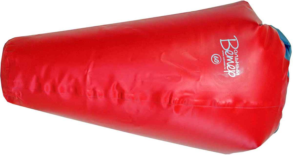 Гермомешок Вольный ветер Конус, цвет: красный, 60 л insummer конус красный insummer