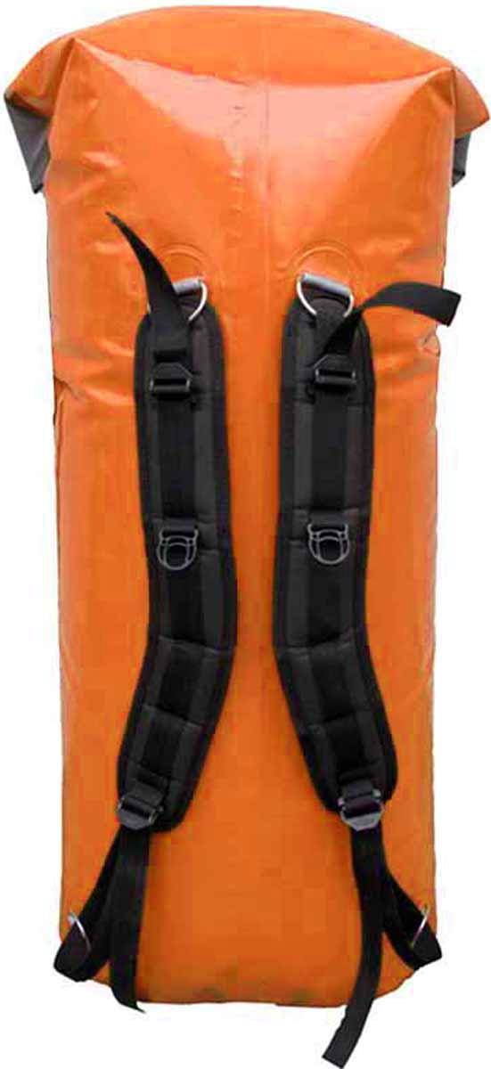Драйбег  Вольный ветер , цвет: оранжевый, 100 л - Герметичные и компресионные мешки