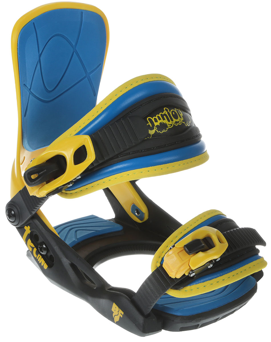 Крепления для сноуборда BF Snowboards Techno. Размер S/M