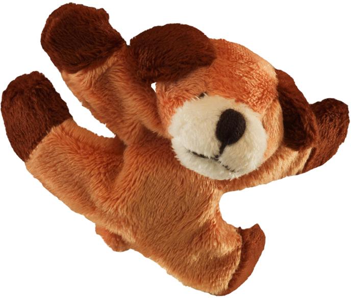 Украшение для интерьера новогоднее Erich Krause Щенок коричневый, на магнитах, 11 см43787Маленький щенок с магнитиками в лапках — это очень популярный сувенир. Шкурка зверька выполнена из мягкого плюша, его приятно держать в руках. Благодаря магнитам, игрушку можно закрепить на холодильнике или любой металлической поверхности, придав ей забавную позу. А соединив лапки, собачку также можно прикрепить на ремешок сумки или рюкзачка. Новогодние украшения всегда несут в себе волшебство и красоту праздника. Создайте в своем доме атмосферу тепла, веселья и радости, украшая его всей семьей.