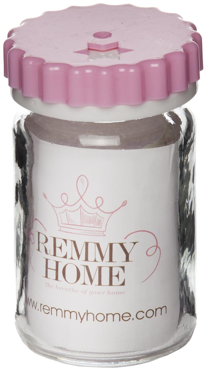 Емкость для специй Remmy Home, 105 мл300001Емкость для специй Remmy Home выполнена из прозрачного стекла и оснащена пластиковой цветной крышкой. Крышка легко откручивается, благодаря чему засыпать приправу внутрь очень просто. Такая баночка станет достойным дополнением к вашему кухонному инвентарю.