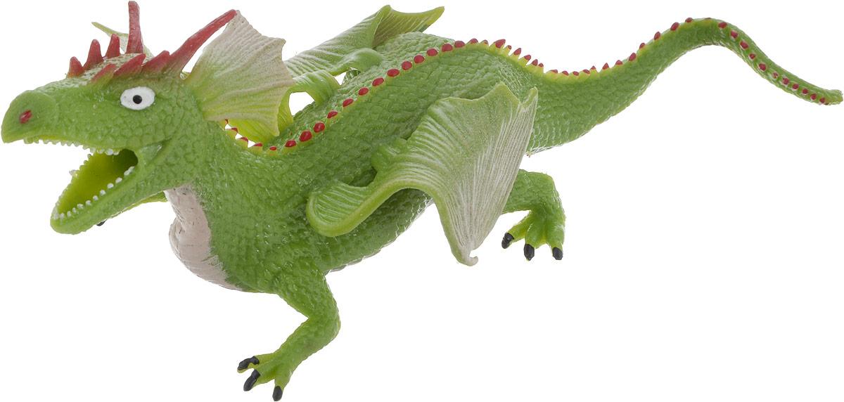 Играем вместе Фигурка Дракон-тянучка цвет зеленый