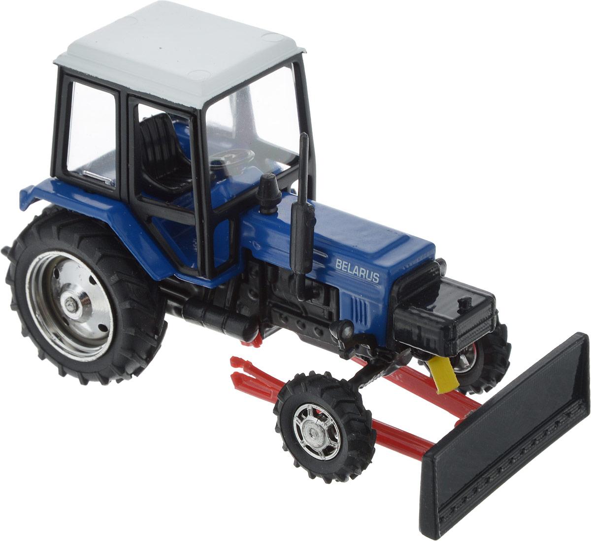 Мир отечественных моделей Трактор цвет синий МТЗ-82 куплю мтз 82 в самаре