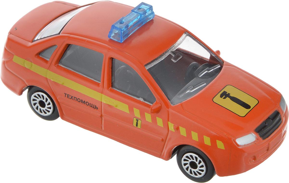 ТехноПарк Автомобиль Lada Granta Техпомощь машинки toystate машинка toystate