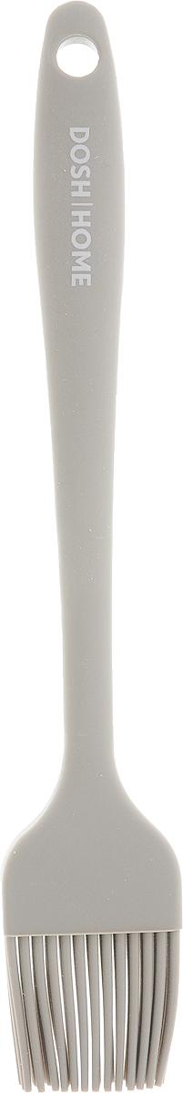 Кисточка кондитерская силиконовая Dosh Home Gemini. 300329300329Кондитерская силиконовая кисточка отлично подходит для смазывания горячих и холодных блюд при запекании и гриловании. Изготовлено из высококачественного термостойкого силикона. Можно мыть в посудомоечной машине.