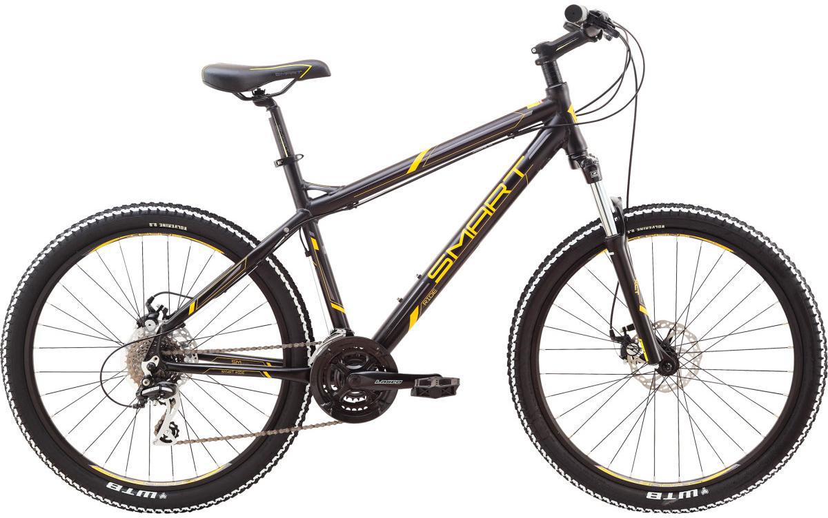 Велосипед горный Smart Machine 200, цвет: белый, рама 18, колесо 26111036