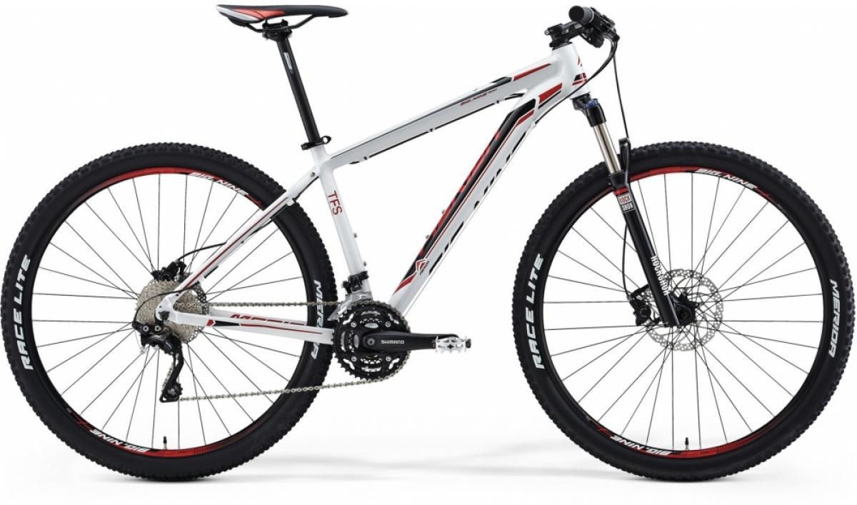 Велосипед горный Merida Big.Nine 500 2014, цвет: белый, рама 17, колесо 29111232