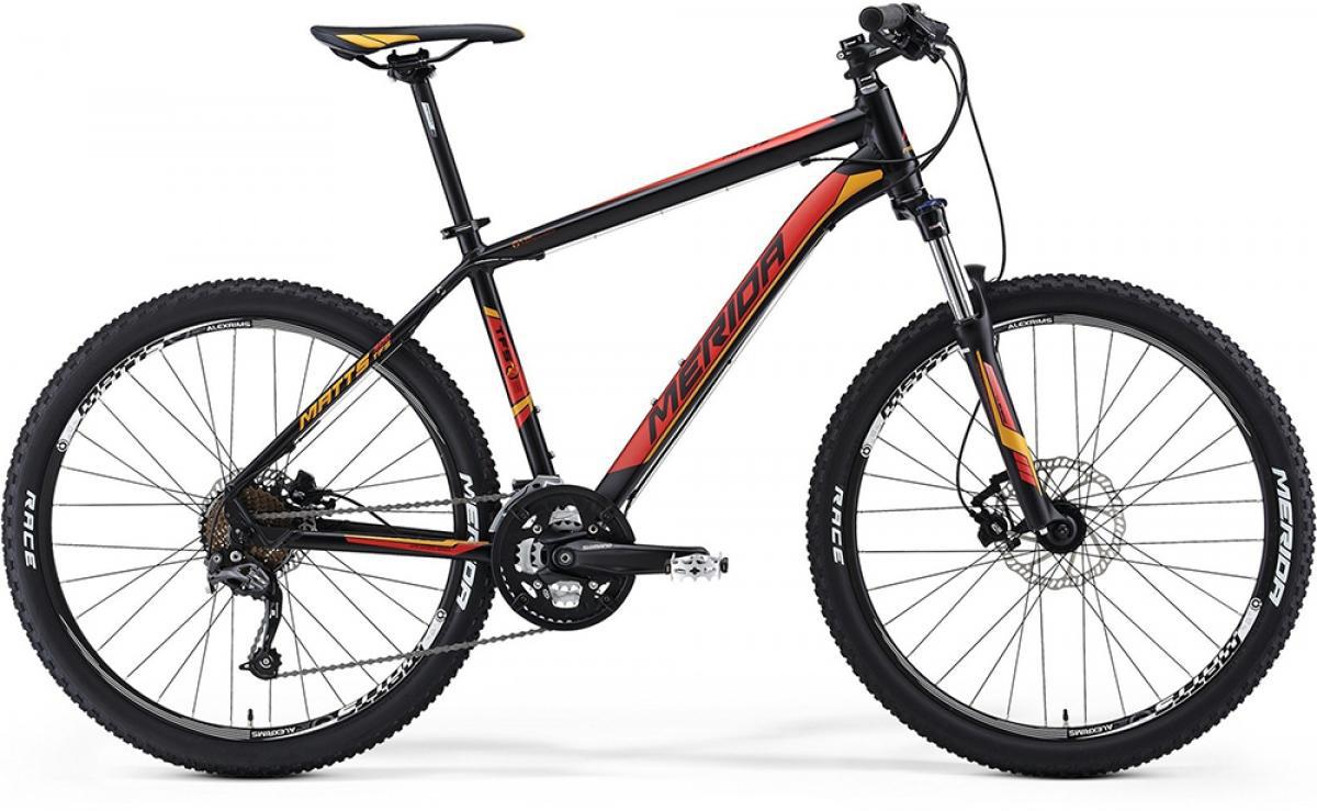 Велосипед горный Merida Matts 300 2014, цвет: красный, рама 22, колесо 26111736